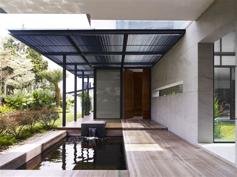 calming zen house design bringing japanese style  singaporean home ideas  homes