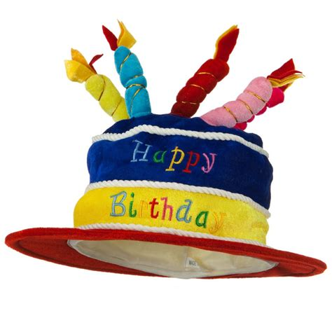 birthday hat velvet happy birthday hat royal yellow hat caps