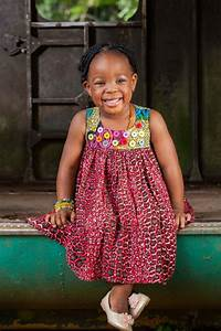 fashion is not for adults only kids can also rock photos With robe africaine enfant