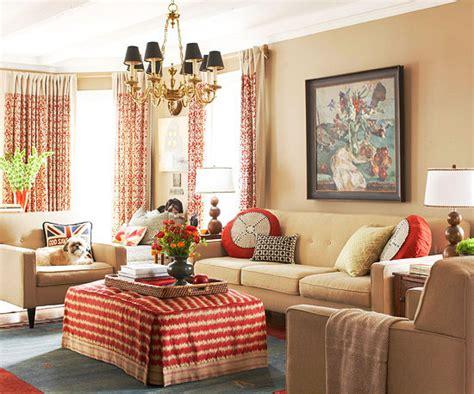 Ev Dekorasyonunda Sıcak Sonbahar Renkleri