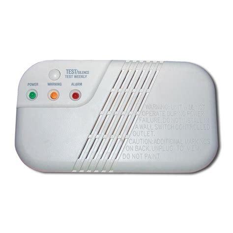 alert carbon monoxide alarm light alert in carbon monoxide detector pico