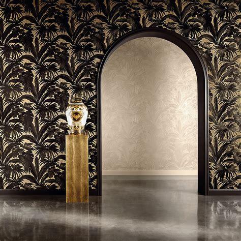 giungla  versace black gold wallpaper wallpaper