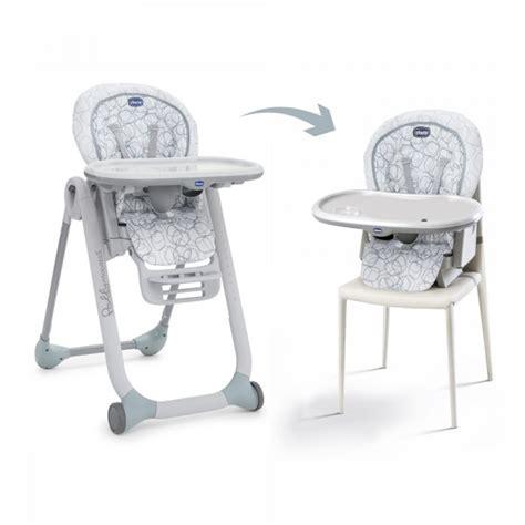 chaise haute bébé chicco chaise haute bébé polly progres5 de chicco