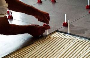 first truly simple tile leveling system which virtually With floor stone leveling