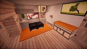 Haus Online Einrichten : minecraft modernes haus einrichten folge 3 youtube ~ Lizthompson.info Haus und Dekorationen