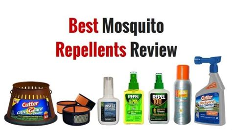 best mosquito repellants repel insect repellent single bottle
