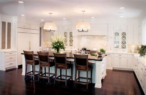 Classic White Kitchen  Traditional  Kitchen Cleveland