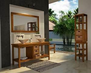 Plan De Travail Salle De Bain : hauteur plan de travail salle de bain valdiz ~ Premium-room.com Idées de Décoration