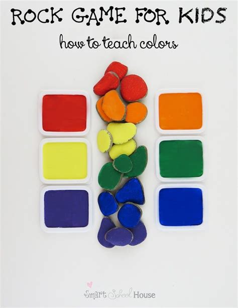 teaching colors teaching children about colors crafty 2 the diy