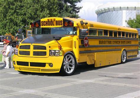monster trucks for kids video pimp my bus