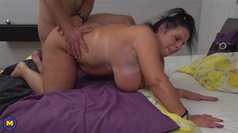 Mature 52yo Mom Abby Tits Having Sex With Son Free Porn 0c