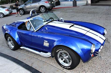 shelby cobra replica factory five kit car classic shelby factory five 1965 for sale