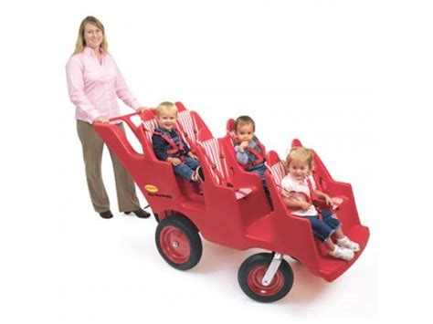 seat slim tire bye bye buggy bb  daycare strollers