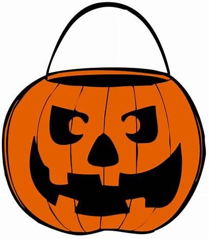Treat Trick Bag Pumpkin Clip Bags Halloween