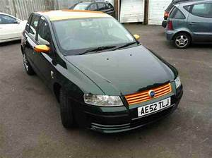 Fiat Stilo 2002 : fiat 2002 stilo 16v active green car for sale ~ Gottalentnigeria.com Avis de Voitures