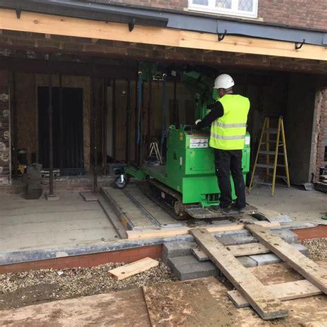 Heavy Steel I-Beam Installation in Northampton - Ultimate ...