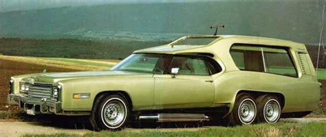 1978 Cadillac TAG Function Car (Sbarro) - Studios
