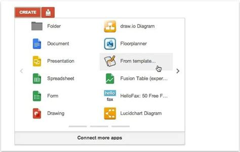 Drive Forms Templates by 12 Chrome Extensions To Get The Best Out Of Drive