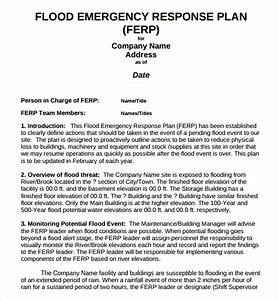 beautiful emergency action plan sample inspiration With emergency response plan template for small business