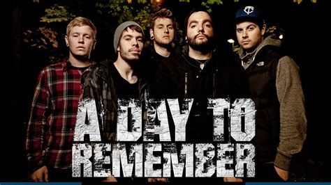 a day to remember adtr adtr diaries
