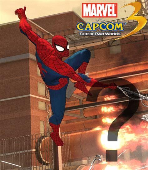 maximum sumii  spider man  marvel  capcom