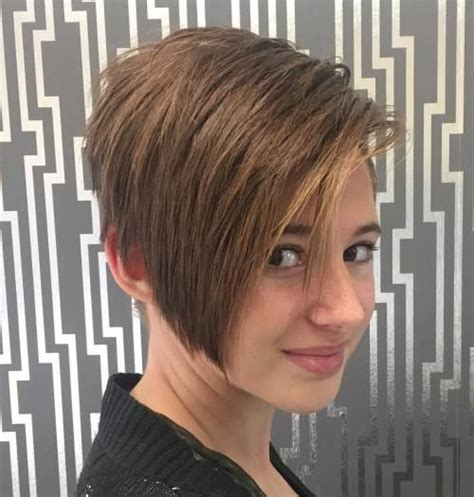 40 stylish hairstyles and haircuts for teenage girls en