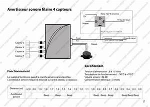 Radar De Recul Avant Et Arriere : manuel d 39 installation d 39 un radar de recul avant et ou arri re ~ Melissatoandfro.com Idées de Décoration