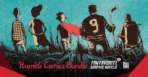 the humble comics bundle fan favorite graphic novels by top shelf