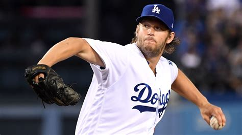 dodgers ace clayton kershaw passes mariano rivera lowers