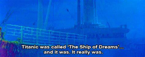 titanic sinking animation 1995 distant memories reflecting on titanic books