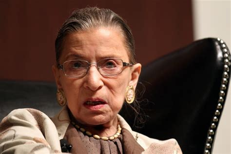Justice Ginsburg Roe V Wade Not 'womancentered