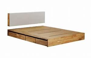 LAX Storage Platform Bed Viesso