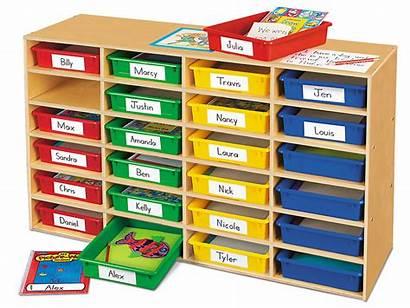 Classroom Storage Tray Center Window Classic Furniture