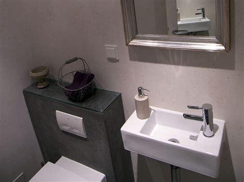 Mini Handwaschbecken Gäste Wc by G 228 Ste Wc Mit Schiefer Fliesen Bad 017 B 228 Der Dunkelmann