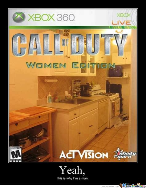 Call of Duty Women Edition