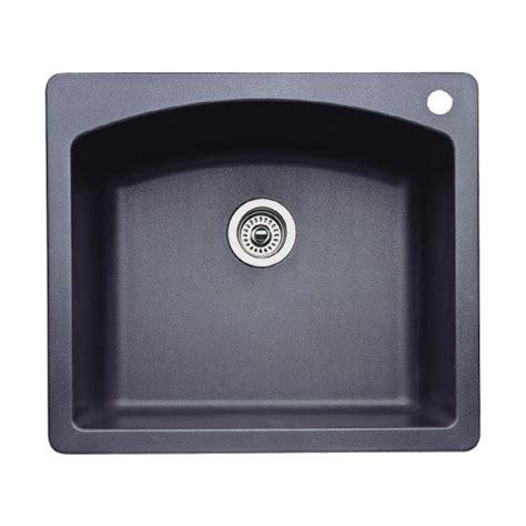 25 Inch Kitchen Sink by Blanco 440210 25 Inch By 22 Inch Single Bowl