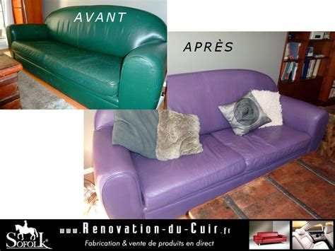 renovation canape cuir renovation canape cuir 28 images r 201 paration canap