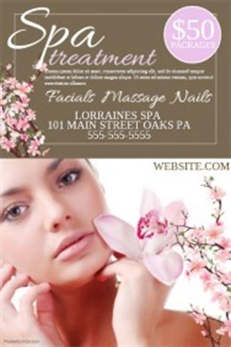 customizable design templates  massage postermywall
