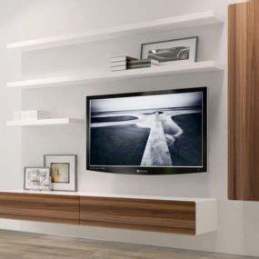 thin shelves ikea 21 floating media center designs for clutter free living room