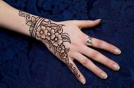 Easy Henna Patterns For Fingers Simple henna designs for hand  Easy Hand Henna