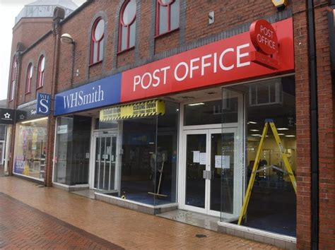 When will Chorley town centre get its post office back ...