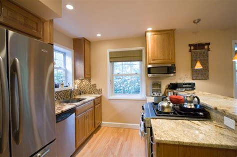 small galley kitchen remodel ideas kitchen design i shape india for small space layout white cabinets pictures images ideas 2015