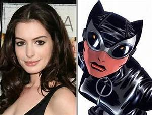 Kostum Catwoman Di 39The Dark Knight Rises39 Dinilai Kurang