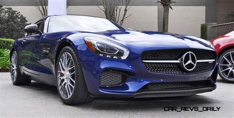 Amelia Island 2018 Mercedes Amg Gt S Duo In 150 All New