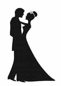 Wedding+Couple+Silhouette | Looking for this design ...