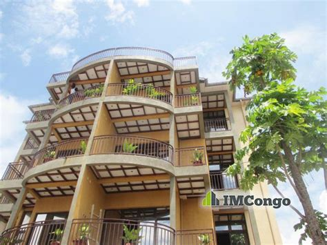 appartement a louer kinshasa gombe immeuble centre