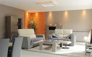 deco salle a manger en peinture With couleur pour salon moderne 0 decoration salon moderne salle 224 manger