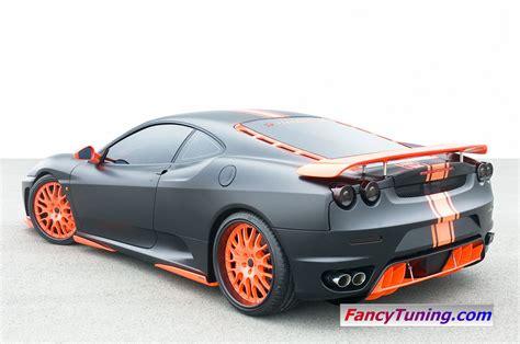 Hamann Ferrari F430 Black Miracle   Car Tuning
