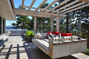30 Amazing Beach Style Deck Ideas Promoting Relaxation