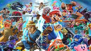 EVERY Super Smash Bros Ultimate Character Trailer IGN Video